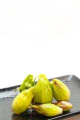 Fukinoto butterbur sprout Japan