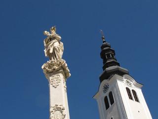 Kirche in St, Ruprecht an der Raab