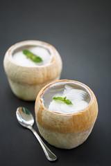 coconut agar, dessert asiatique