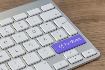 Purchase on modern Keyboard