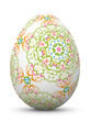 Osterei, verziert, Ostern, Ei, Floral, bunt, Easter Egg, Easter