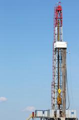 land oil drilling rig mining industry