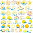 Sun logo - 78624222