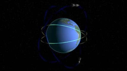 Aerei, satelliti e Pianeta Terra