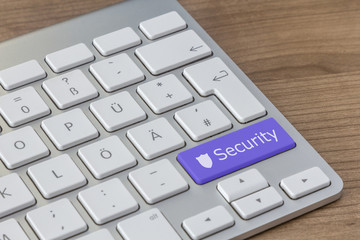 Security on modern Keyboard