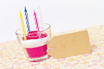 happy birthday - lovely greeting card