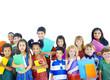 Diversity Childhood Children Happiness Innocence Friendship Conc