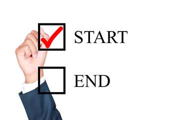 motivation choose start is better solution for success