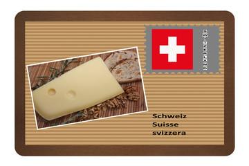 Gruyère  -  Swiss Made