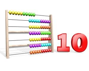 Telraam - tellen tot 10