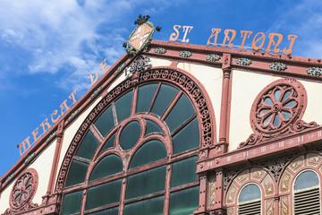 Sant Antoni Market, Barcelona