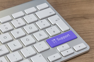 Support on modern Keyboard