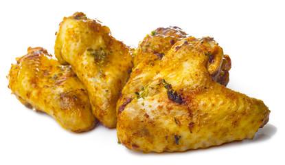 Pollo en alitas