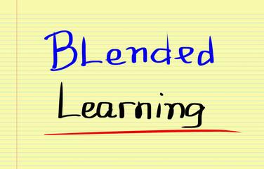 Blended Learning Concept