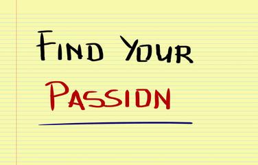 Passion Concept