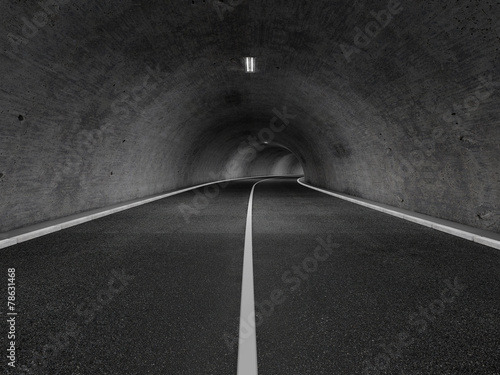 tunnel 3D rendering - 78631468