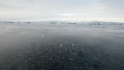 Navigation in polar seas