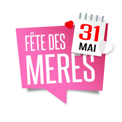 Fête des Mères - 31 mai 2015