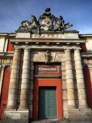 Filmmuseum Potsdam, Entrada barroca