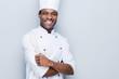 Confident chef. - 78636691