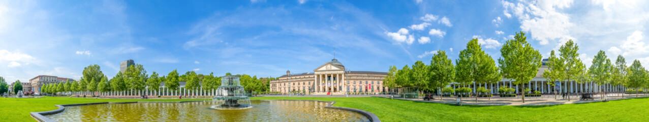 Casino Wiesbaden Panorama