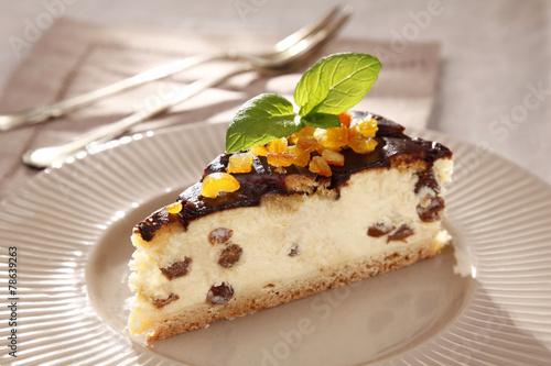 Cheese cake - 78639263