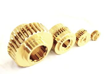 Wormwheels - Gears