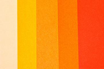color depth red paper color