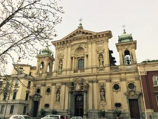Milano, chiesa di Santa Maria Segreta - Piazza Nicolo Tommaseo