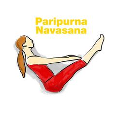 Yoga Paripurna Navasana