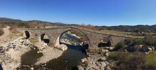 Behremkale Tarihi Köprü
