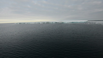 Iceberg in polar seas