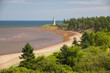 Cape Jourimain lighthouse in New Brunswick