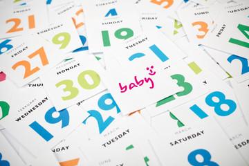Baby planning