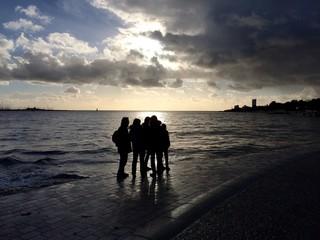 Grande Marée à La Rochelle