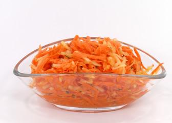 Karottenrohkostsalat