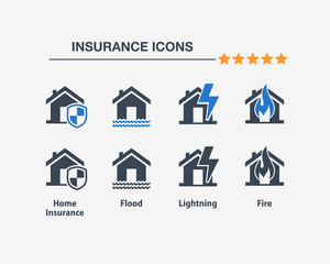 Insurance Icons 1