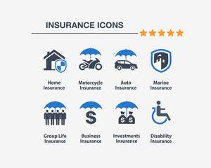 Insurance Icons 7