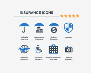 Insurance Icons 8