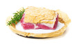 Krustenbraten, Salzbraten, Zubereitung