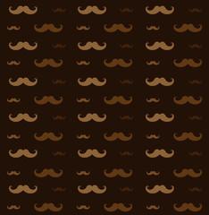 Moustache Hintergrund