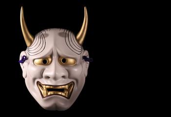 Diavolo Maschera nero sx