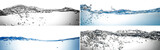 onde splash collage