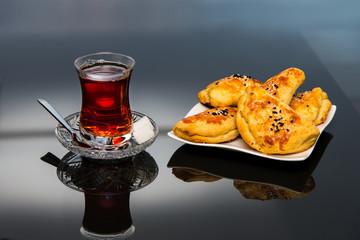 Tee und Pohaca