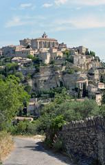 Mittelalterliche Stadt Gordes Luberon Provence