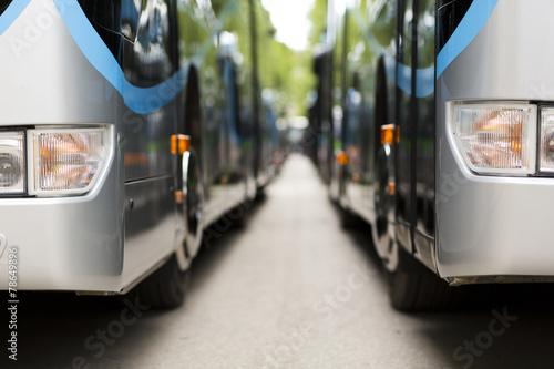 New modern city bus - 78649896