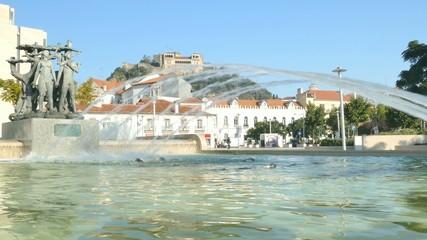4K - Leiria city, Portugal