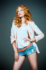 blonde fashion