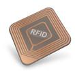 RFID chip (3D) - 78651424