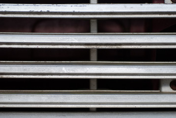 truck grille background